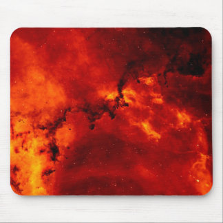 Exploding Galaxy Mouse Pad