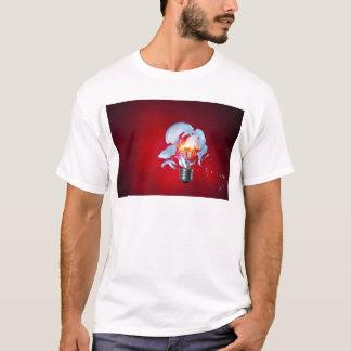 Exploding Lightbulb T-Shirt