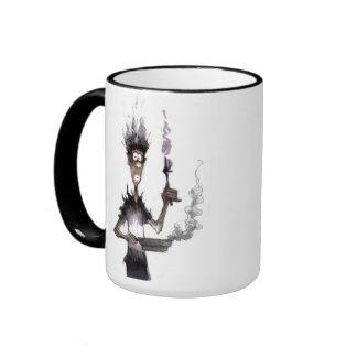 Exploding Pan Mug
