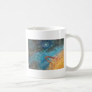 Exploding Planet Mug