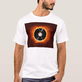 Exploding Record T-Shirt