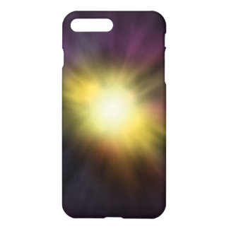 Exploding Star Cool Space Artwork iPhone 7 Plus Case