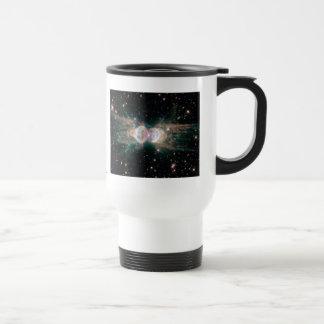 Exploding Star Stainless Steel Travel Mug