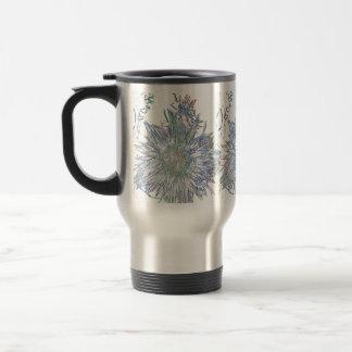 Exploding Thistle Mugs