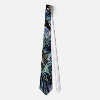 Exploding Thistle Tie