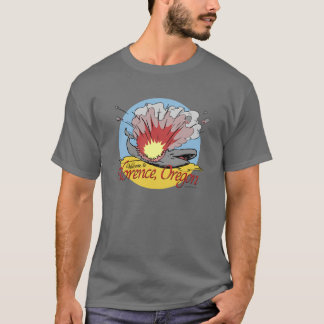 Exploding Whale T-Shirt