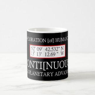 Exploration [of] Humanity Rendlesham Binary Code Magic Mug