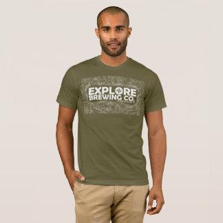 Explore Brewing Topo T-Shirt