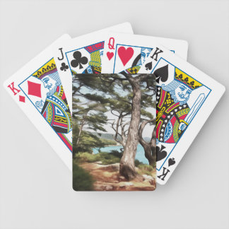 Explore Dream Discover Bicycle Playing Cards