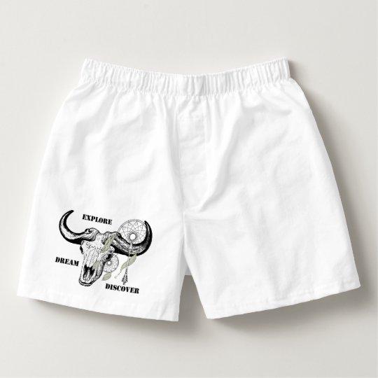 Explore Dream Discover Boxers