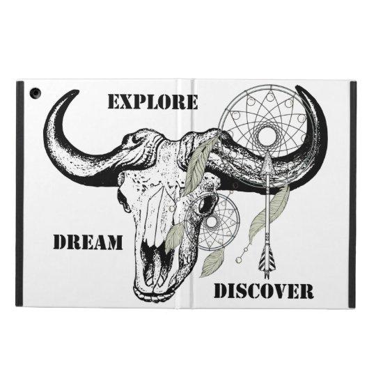 Explore Dream Discover Case For iPad Air