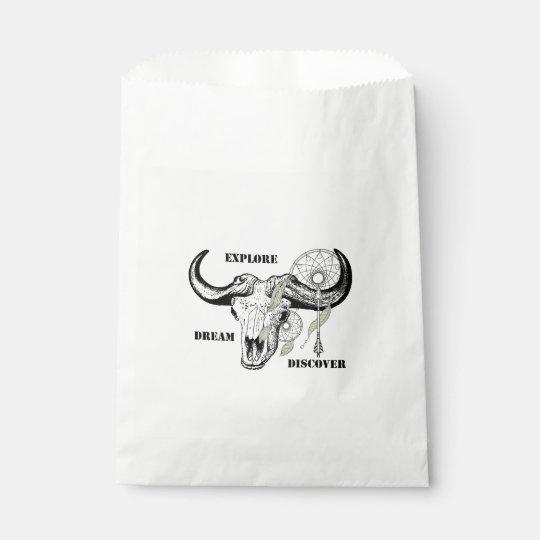 Explore Dream Discover Favour Bag