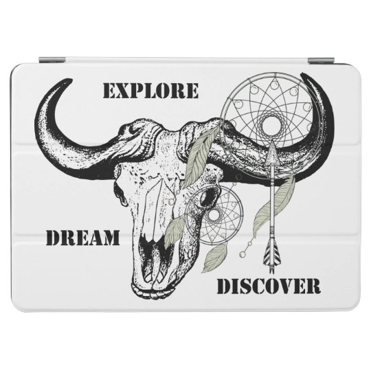 Explore Dream Discover iPad Air Cover