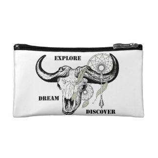 Explore Dream Discover Makeup Bag
