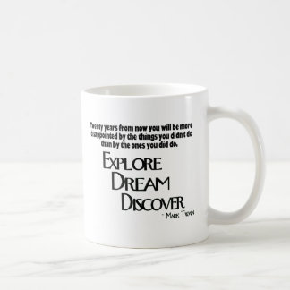 Explore, Dream & Discover Mug