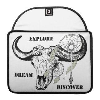 Explore Dream Discover Sleeve For MacBook Pro