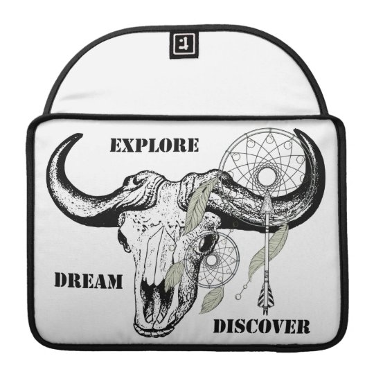 Explore Dream Discover Sleeve For MacBook Pro