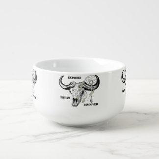 Explore Dream Discover Soup Mug