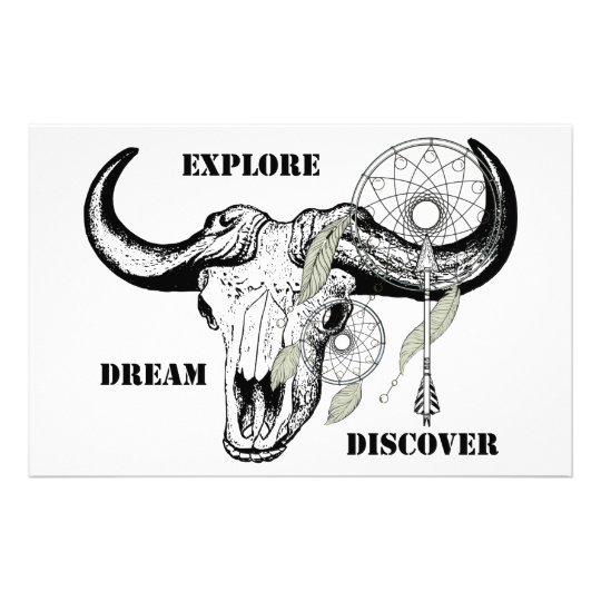 Explore Dream Discover Stationery