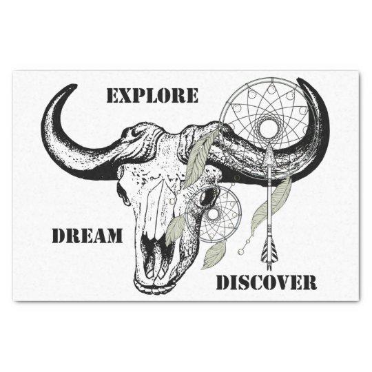 Explore Dream Discover Tissue Paper