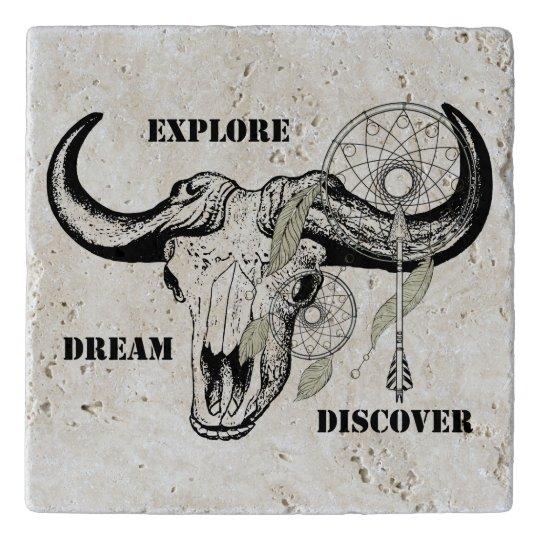 Explore Dream Discover Trivet
