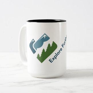 Explore Further Mug