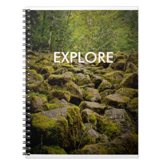 explore oregon notebook