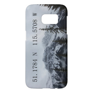 Explore the Rockies Galaxy S7 Phone Case