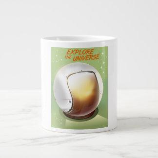 Explore the Universe Large Coffee Mug