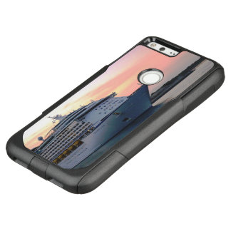 Explorer at Evening OtterBox Commuter Google Pixel XL Case