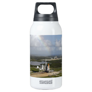 Exploring love and joy space shuttle Atlantis 0.3L Insulated SIGG Thermos Water Bottle