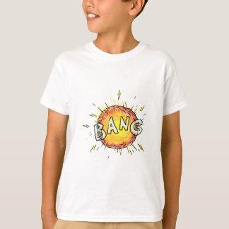 Explosion Bang Cartoon T-Shirt