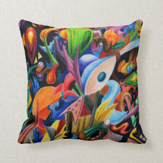 Explosion of Thought Cushion
