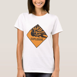 Explosive - Handle With Care T-Shirt