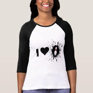 Explosive I Love Bowling 2 Tshirt