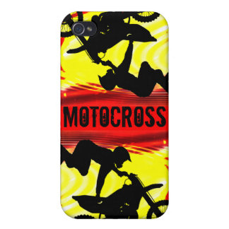 Explosive Motocross Jump Case For The iPhone 4