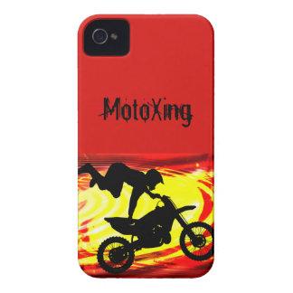 Explosive Motocross Jump Case-Mate iPhone 4 Cases