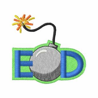 Explosive Ordinance Disposal Embroidered Hoodie