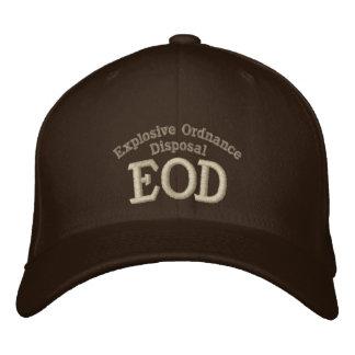 Explosive Ordnance Disposal, EOD Embroidered Hat