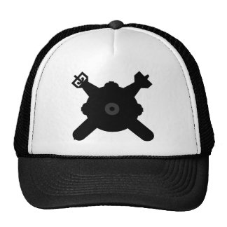 Explosive Ordnance Disposal Rating Trucker Hat