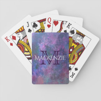 Explosive Play | Name Pink Blue Green Purple | Fun Playing Cards