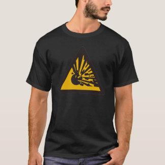 Explosive T-shirt (Dark)
