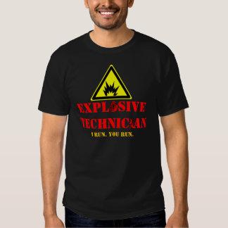 Explosive Technician T-shirt