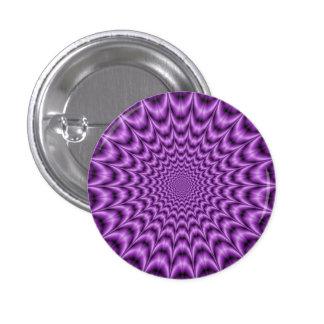 Explosive Web in Purple Button