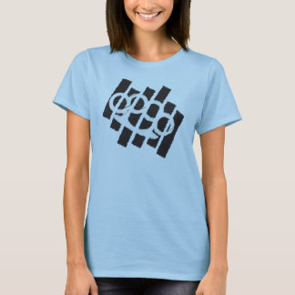 Exposed Clothing Scribble T-Shirt