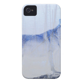 Exposed Wolf iPhone 4 Case-Mate Cases