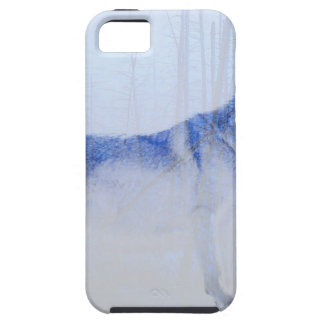 Exposed Wolf iPhone 5 Cover