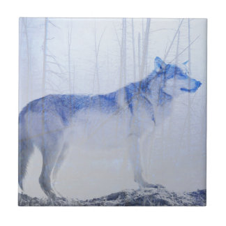 Exposed Wolf Tile