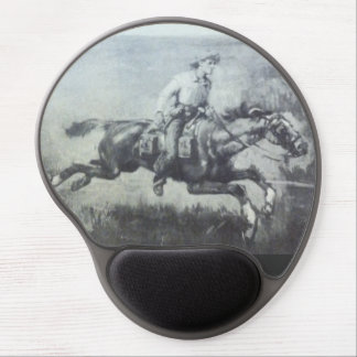 Express Rider 1860 Gel Mouse Pad