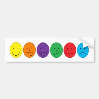 Express Yourself Bumper Sticker